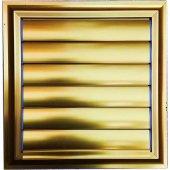 50 X 50 Alüminyum Altın Banyo Wc Panjur