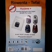Tefal ZR 200520 200540 Elektrikli Süpürge Sentetik 5 Adet Toz Tor-2