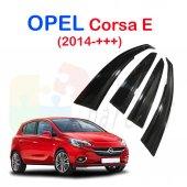Opel Corsa E (2014 2019) Cam Rüzgarlığı Mgen Tip (Tam Set)+hediye