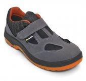 May Safe Süet Çift Taban Ayakkabı