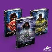 DC İkonlar Serisi Takım Set (Ciltli 3 Kitap)