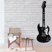 Gitar Metal Poster