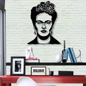 Frida Kahlo Metal Poster