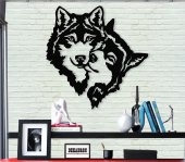 Wolves-Metal Poster-2