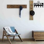 Opel Metal Anahtar Askılığı