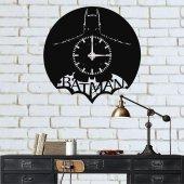 Batman Metal Duvar Saati