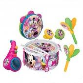 Minnie Mouse Kutulu Müzik Seti-3