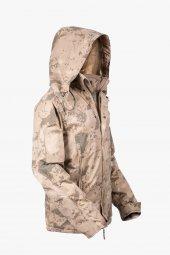 Soğuk İklim Kamuflaj Askeri Mont