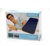intex Tek Kişilik Şişme Kamp Yatağı - Pompa Hediyeli 68950-3