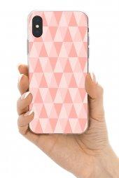 Apple iPhone XS Max Kılıf Triangle Serisi Tessa-3