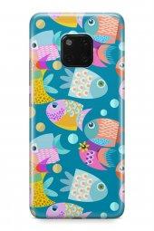 Huawei Mate 20 Pro Kılıf Fishie Serisi Sarah