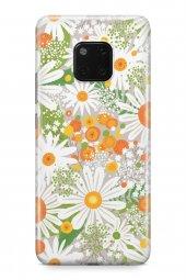 Huawei Mate 20 Pro Kılıf Flower Serisi Piper