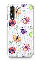 Huawei P20 Pro Kılıf Ladybug Serisi Norah