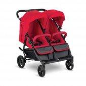 Babyhope 3077 City Twin İkiz Bebek Arabası