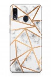 Samsung Galaxy A30 Kılıf Prismatic Serisi Presley