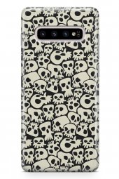 Samsung Galaxy S10 Plus Kılıf Halloween Serisi Valentina