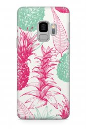 Samsung Galaxy S9 Kılıf Pineapple Serisi Leah