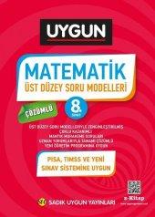 Sadık Uygun Yayınları 8. Sınıf Matematik Üst...