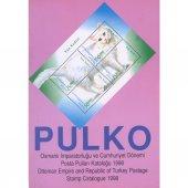 Pulko 1998 Osmanlı İmparatorluğu Ve Türkiye Cumhuriyeti Pulları Kataloğu