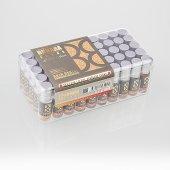 Buhara Esans Akik Serisi Perfume Oil - 3,3 ml. - 50 li Paket