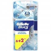 Gillette Blue3 Cool 6+2 Li