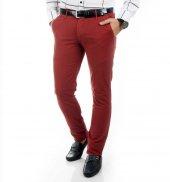 Deepsea Klasik Slim Fit Spor Kesim Keten Erkek Pantolon 1702440