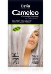Delia Camelia Saç Renklendirici Şampuan 10.1 Küllü Sarı