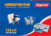 Bigpoint Bp698 Laminasyon Filmi 65x95mm 125 Mikron 100' Lü Kutu