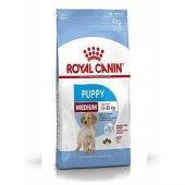 Royal Canin Medium Junior Yavru Köpek Maması 4 Kg