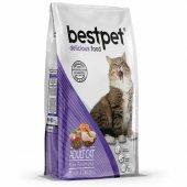 Bestpet Mix Karışık Etli Yetişkin Kedi Maması...