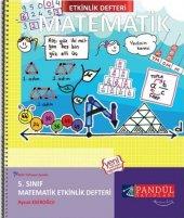 Pandül Yayınları 5. Sınıf Matematik Etkinlik...