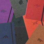 Dingbats Vegan Vahşi Yaşamı Destekleme A5+ Not Defteri,