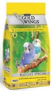 Gold Wings Classic Kabuksuz Muhabbet Kuşu Yemi...