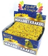 Gold Wings Muhabbet Kuşlari Için Balli Kraker...