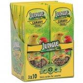 Jungle Kanaryalar Için Balli Yumurtali Kraker...