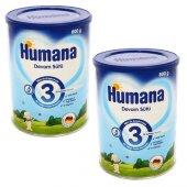 Humana 3 Devam Maması 800 gr 2 Adet