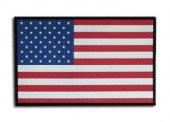 Cordura Kumaş Baskı Amerikan Bayrağı Peç