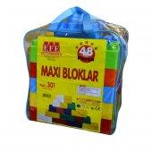 301 48 Parça Maxi Bloklar