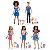 Fhy89 Barbie Bebek Bakıcısı Serisi Bakıcı Bebekler