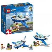 Lsc60206 Gökyüzü Polisi Jet Devriye City +4 Yaş Lego 54 Pcs