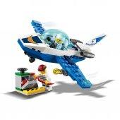 LSC60206 Gökyüzü Polisi Jet Devriye/City +4 yaş LEGO 54 pcs-2