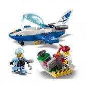 LSC60206 Gökyüzü Polisi Jet Devriye/City +4 yaş LEGO 54 pcs-3