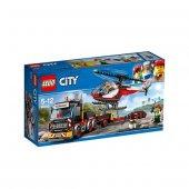 Lsc60183 Cıty Ağır Kargo Nakliyesi City 5 12 Yaş Lego 310pcs