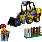 LSC60219 İnşaat Yükleyicisi/City +5 yaş LEGO 88 pcs
