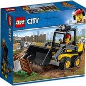 LSC60219 İnşaat Yükleyicisi/City +5 yaş LEGO 88 pcs-2