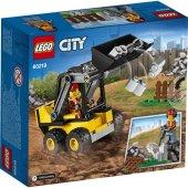 LSC60219 İnşaat Yükleyicisi/City +5 yaş LEGO 88 pcs-3
