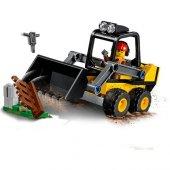LSC60219 İnşaat Yükleyicisi/City +5 yaş LEGO 88 pcs-4