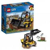 LSC60219 İnşaat Yükleyicisi/City +5 yaş LEGO 88 pcs-6