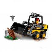 LSC60219 İnşaat Yükleyicisi/City +5 yaş LEGO 88 pcs-7