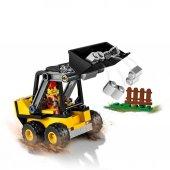 LSC60219 İnşaat Yükleyicisi/City +5 yaş LEGO 88 pcs-8